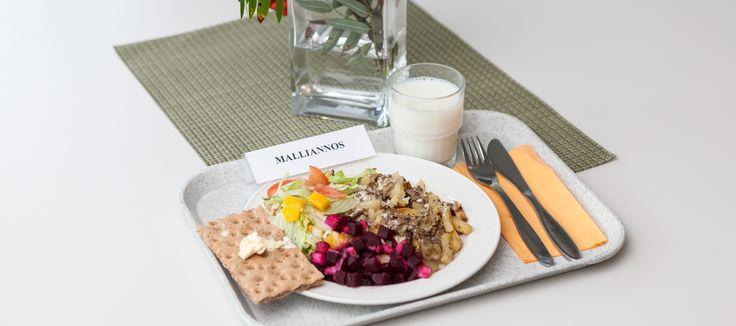 Kuvahaun tulos haulle lautasmalli kouluruoka