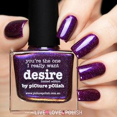 Picture Polish Desire Nail Polish (Limited Edition Collection) - PRE-ORDER | SHIPS 07/15/15