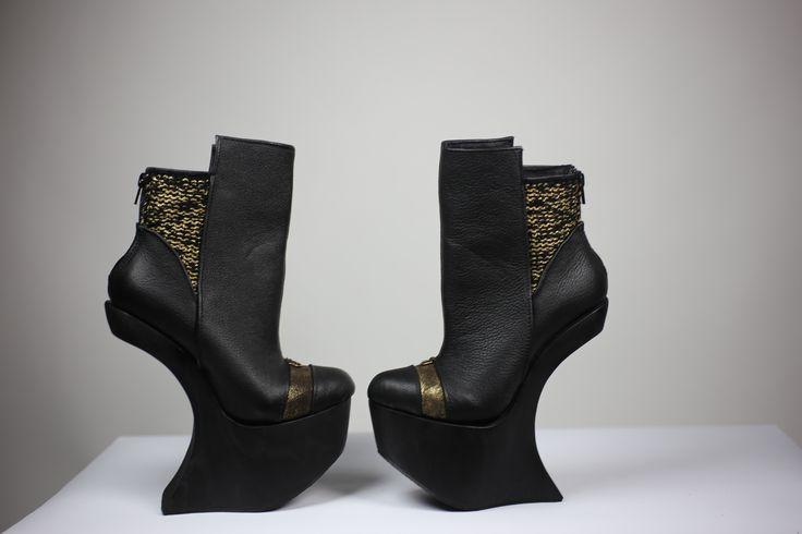 Neulekengät! High heels!