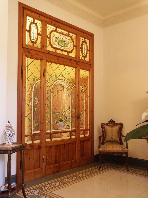 Disegni per vetri porte liberty cerca con google idee for Disegni per la casa vittoriana