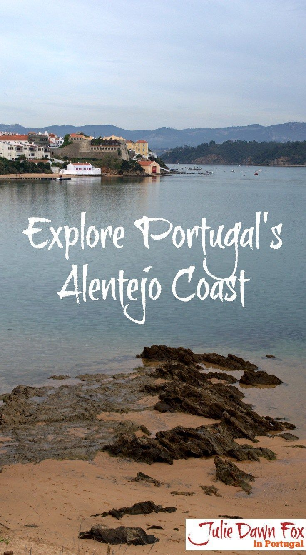 Coastal Alentejo is a beautiful part of Portugal, especially around Vila Nova de Milfontes and Porto Covo. Click through to find out why you should add the Alentejo Coast to your Portugal Itinerary. | Julie Dawn Fox in Portugal #alentejo #portugal #travelinspiration