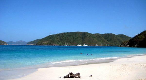 Saint John im Amerikanische Jungferninseln Reiseführer @ abenteurer.net