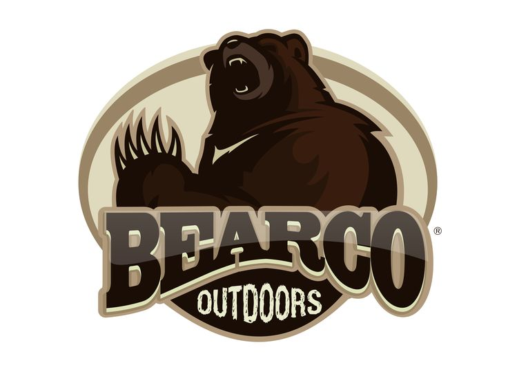 Bearco Outdoors Logo #logo #logodesign