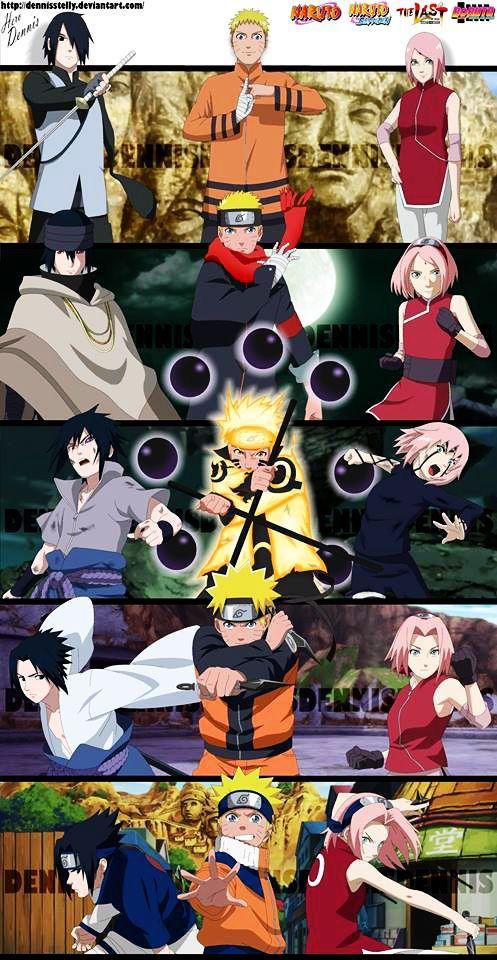 existe saga melhor? … Naruto shippuden anime, Naruto