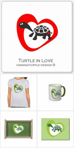 Turtle in Love