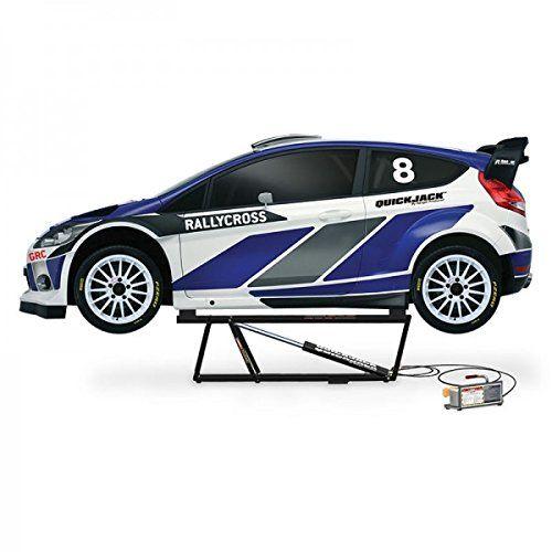 BL-3500SLX by QuickJack - 3,500 Lifting Capacity, 110-Volt - Portable Car Lift