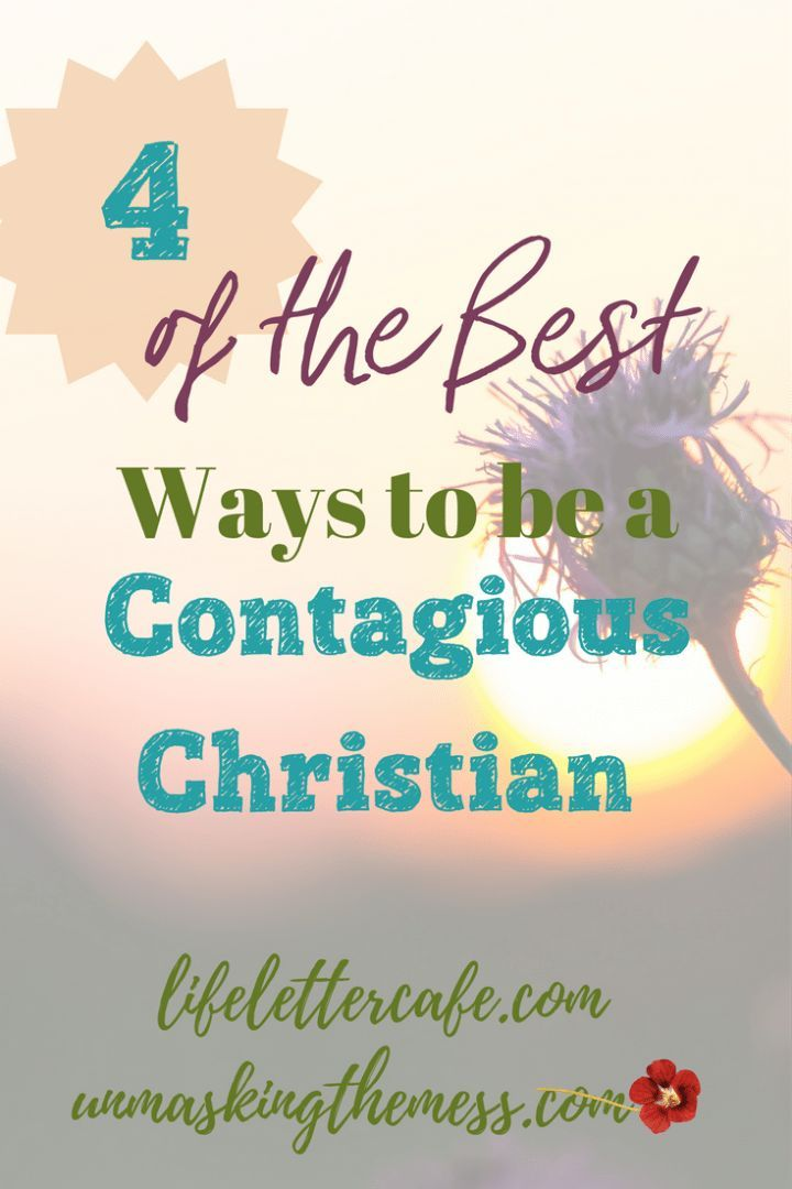 540 best evangelism discipleship images on pinterest bible 4 of the best ways to be a contagious christian fandeluxe Images