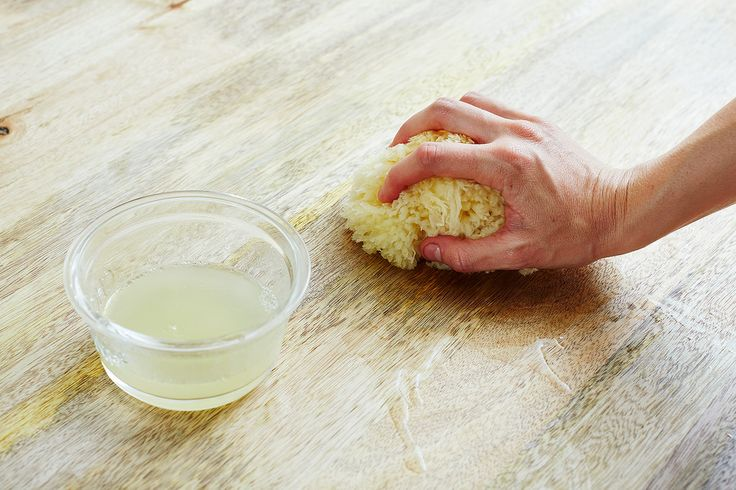 All Natural Home Cleaners Food52