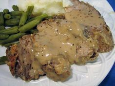 Pork Tenderloin the Best Ever INGREDIENTS: 2 1/2 lbs pork tenderloin 1/2 teaspoon salt 1/8 teaspoon pepper 1 -2 tablespoon flour ( to dredge Tenderloin) 1 -2 tablespoon olive oil 1 (40 g) packages Lipton Onion Soup Mix 1 (10 3/4 ounce) cans cream of mushroom soup 2 cups hot water Directions Pre-heat oven to 375 degrees F. Trim as much of the fat off as you can. Season with Salt& Pepper. Roll tenderloin in flour and coat well. Heat olive oil in cast iron skillet. Brown the tenderloin on all…