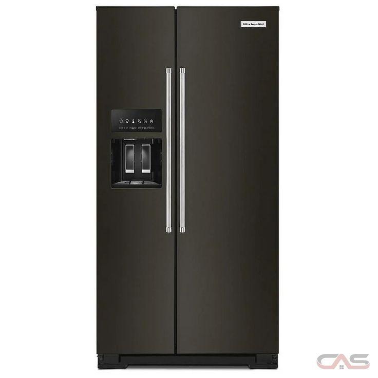 Krsc703hbs kitchenaid refrigerator canada sale best