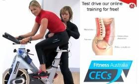 How do we core connect on an Indoor bike, a spin bike? Learn how. Get a free core instruction video and a free sample of the Cycle Excel online training. Go to www.cycleexcel.comfill in your name and email and we will send you the link to gain instant access! I have seen new moves created for indoor cycling that have little or no training ben...