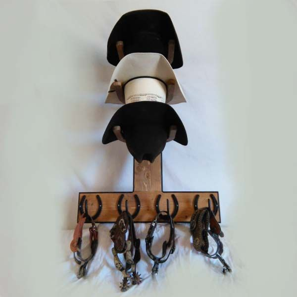 Needing a new Cowboy Hat Rack?