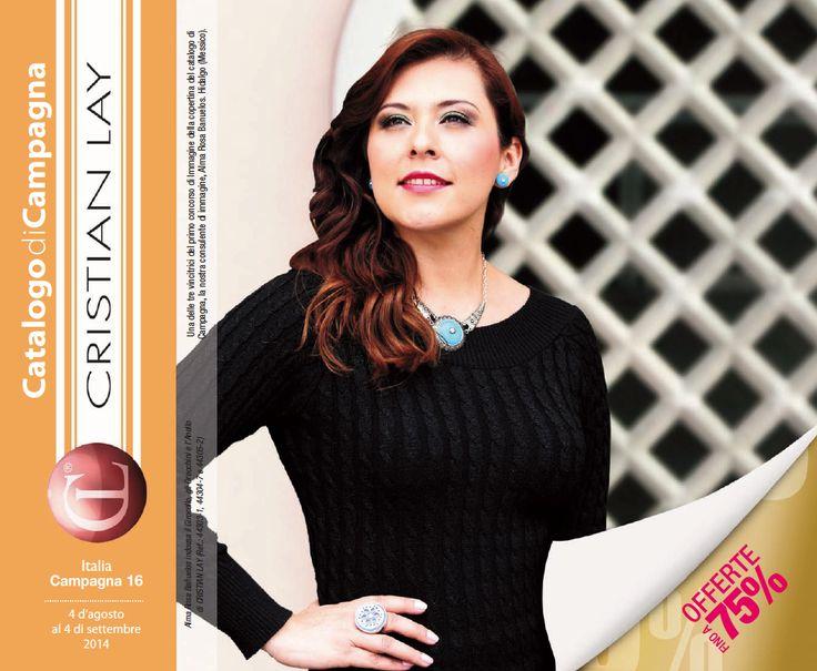 Catalogo di Campagna N.16/2014 - Cristian Lay