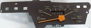 a velocimetro renault 6 compteur speedometer contachilometri