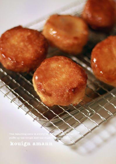 先週、夫どんにせがまれて作ってみた、リンゴのコンフィと、マロンクリームの2種のクイニーアマン。生地は作り置きの折り込みパイを使用。  作り方は7c...