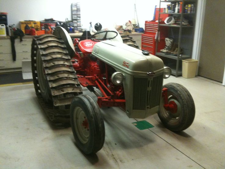 Ford 8n Tractor Attachments : Ford n backhoe attachment my tractors autos post