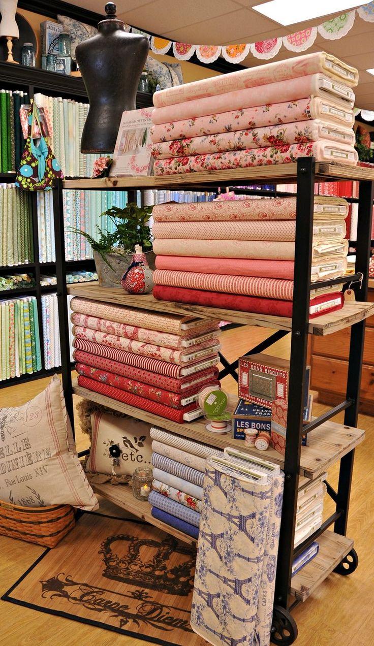 best 25 fabric display ideas on pinterest. Black Bedroom Furniture Sets. Home Design Ideas