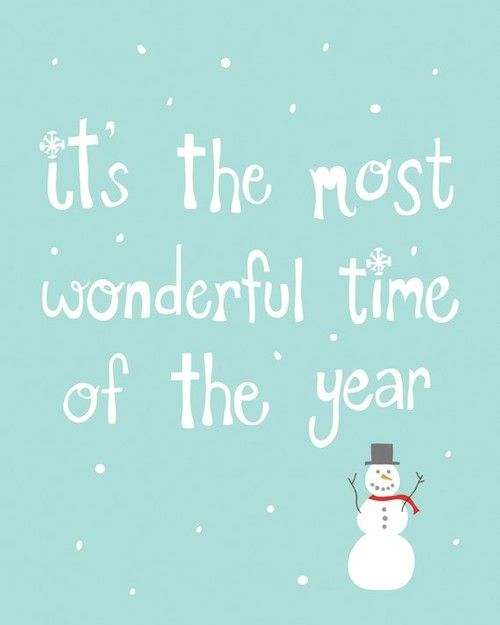 It's the most wonderful time of the year.Christmas Cards, Christmas Time, Southern Charms, Seasons, Wonder Time, Winter Wonderland, Christmas Holiday, Christmastime, The Holiday