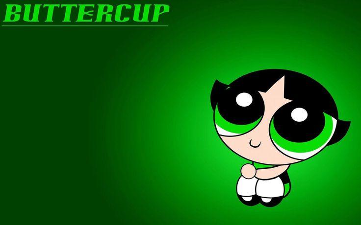 Buttercup #ThePowerpuffGirls #PowerpuffGirls