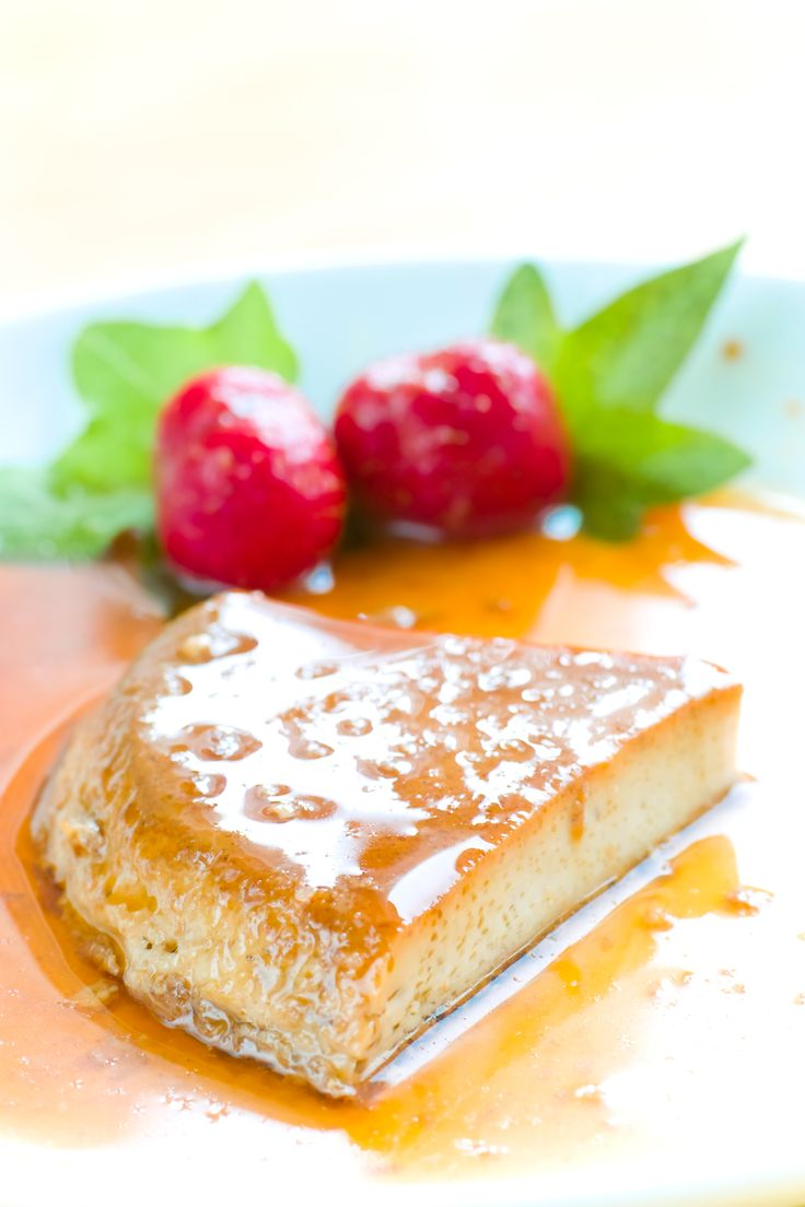 Mexican Coffee Flan