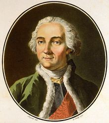 Louis-Joseph de Montcalm-Gozon, Marquis de Saint-Veran (February 28, 1712 [O.S. February 17, 1712] – September 14, 1759) was a French soldier best known as the commander of the forces in North America during the Seven Years' War (whose North American theatre is called the French and Indian War in the United States).