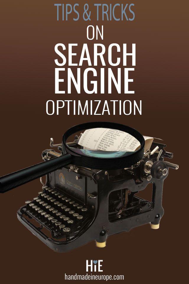Search engine optimazation | Handmade in Europe