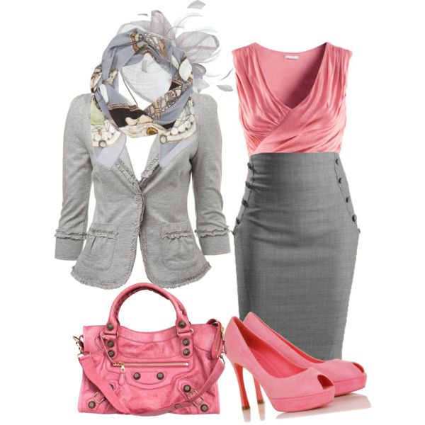 204 best images about Pink & Grey : Color Combo on ...