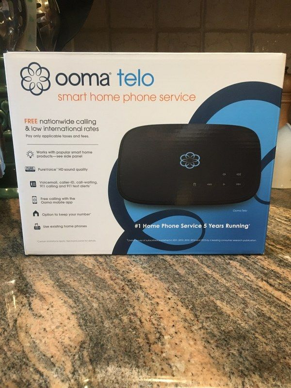 Ooma Telo with Home Security Review: VoIP phone service for smart homes