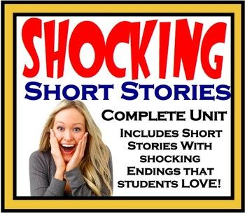 Complete Short Story Unit: Presentations, Questions &, Fun Printable Activities.