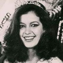 Linda Phillips, miss south africa 1981