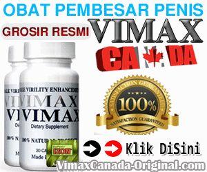 Suplemen Herbal VIMAX CANADA di Produksi hanya dengan bahan-bahan yang berkualitas tinggi, untuk bisa mendapatkan hasil yang terbaik. Hanya dengan mengkonsumsi satu kapsul Obat Pembesar Original Setiap hari saja. Tidak seperti produk lain yang menyuruh anda untuk mengkonsumsi dua atau tiga kapsul per hari. Anda tidak memerlukan perangkat lain seperti fitnes, perangkat peregangan atau latihan khusus. Dengan VIMAX Canada Original anda tidak perlu kerja extra keras untuk mendapatkan hasilnya.