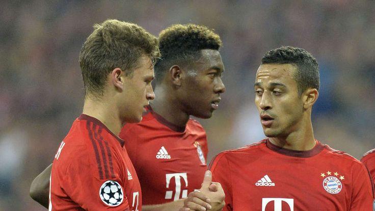 FC Bayern, Kimmich, Thiago