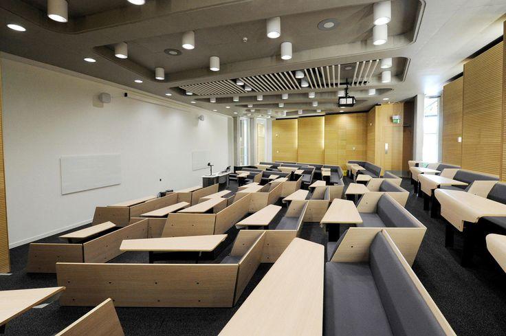 Loughborough University - Bench Side Profile