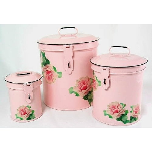 vintage kitchen storage containers 17 best images about pink and blue kitchens on 6832