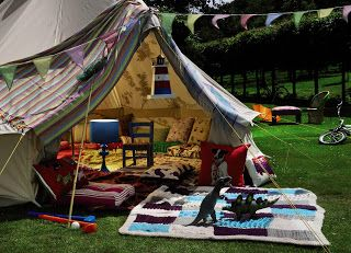 You'll love it too....: Glamping Forever