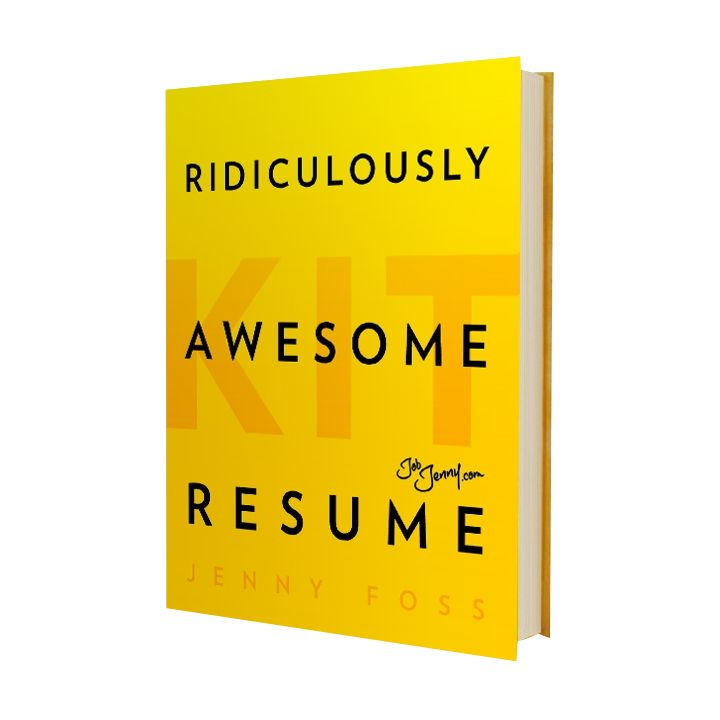 ridiculously awesome resume kit