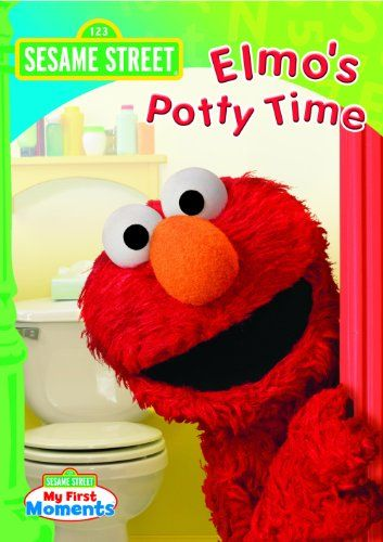 Sesame Street - Elmo's Potty Time Sesame Street http://www.amazon.com/dp/B000G0O5F0/ref=cm_sw_r_pi_dp_RqHfub026DRRC