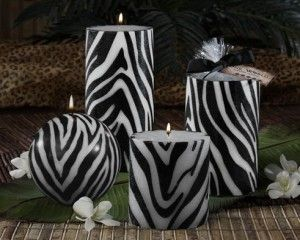 76 best zebra print and turquoise wedding ideas images on pinterest zebra print candles junglespirit Choice Image