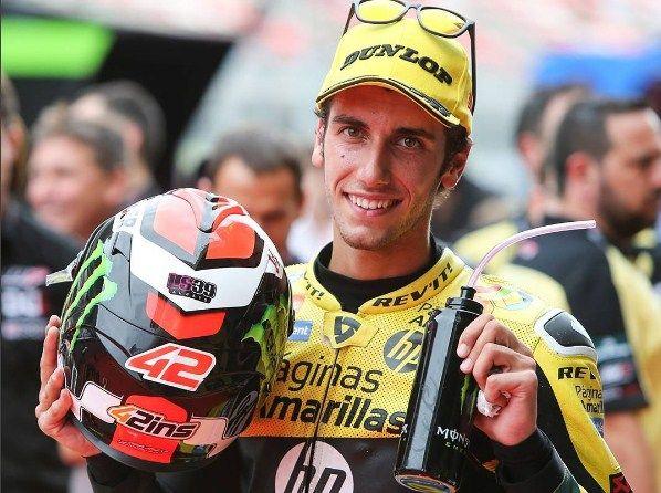 Alex Rins Kolaborasi Andrea Iannone Musim MotoGP 2017