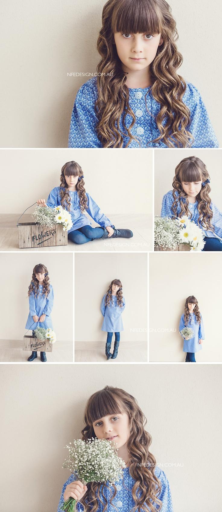 sacha felur de lys girls dress  from Juliets closet (@Megan King)  photography by NFE Design ~ more pics here http://nfedesign.com.au/blog/2012/04/juliets-closet-sacha-fleur-de-lys/  flowers by Sapphire designs @Rach Bellwood