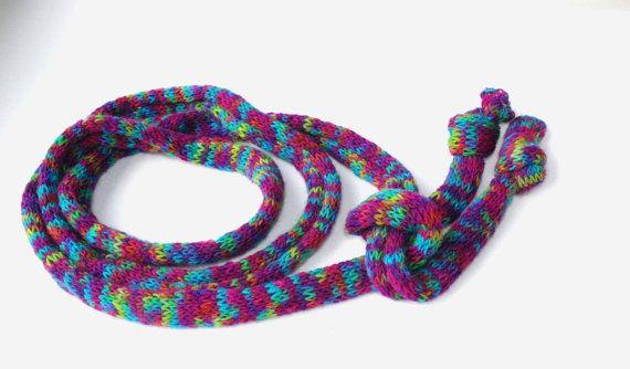 Skinny Hand Knit Scarf Multicolor Knitted Scarf Bodacious #knitshawl #laceshawl #crochetscarf #flowerbrooch #knitting #handknit