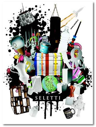 15 best seletti images on pinterest kitchens cutlery and design art seletti krsaini un prliecinoi gumiabroncs Gallery