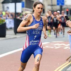 Gwen Jorgensen Rio 2016 Olympic triathlon preparation | SI.com