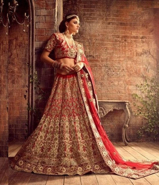Red wedding dresses nottingham : Indian dresses gowns lehenga and sarees buy in usd