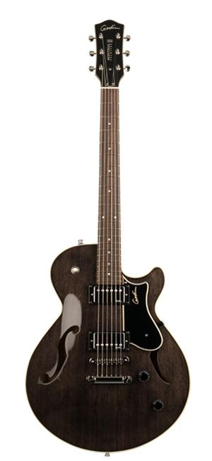 Godin Guitars Signature Series Montreal Premiere Trans Black