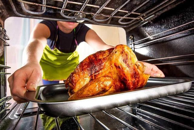 Full Professional Oven Cleaning Service - Nationwide Locations!
