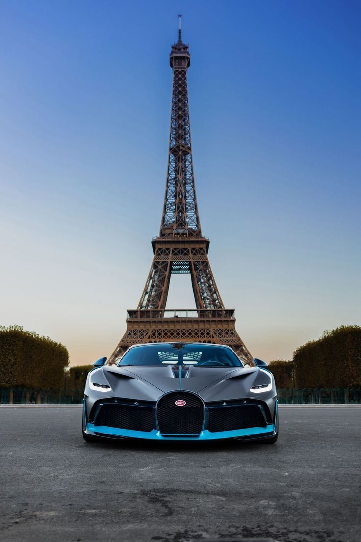 The newest and fastest sports car. Luxury sports cars are high-speed cars. To like