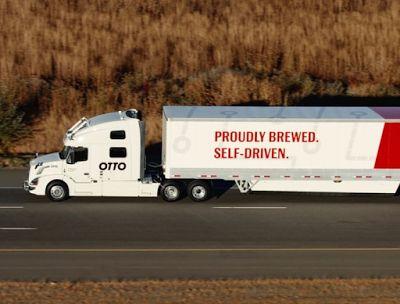 Planet Stars: «Έξυπνο» φορτηγό διανέμει μπίρες Budweiser χωρίς ο...