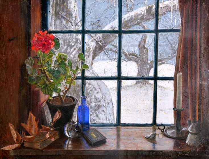 ROBERT STRONG WOODWARD New Snow