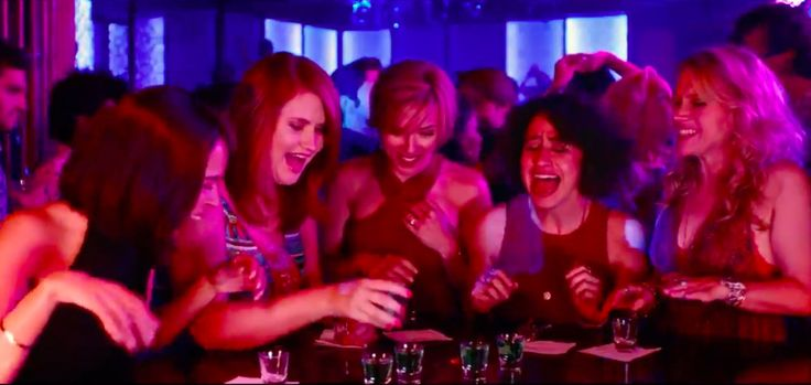 Scarlett Johansson Kate McKinnon Star in 'Rough Night' Red Band Trailer  Zoe Kravitz Jillian Bell and Ilana Glazer also star in the comedy from 'Broad City' writers.  read more